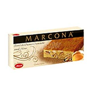 Marcona Turron crema-nueces 250 GRS