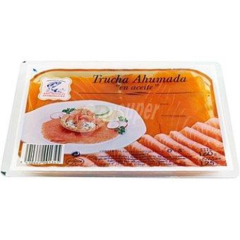 Ahumados Domínguez Trucha ahumada en aceite Envase 125 g