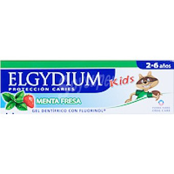 KLORANE Elgydium fluor junior men Bote 50 ml