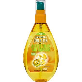 Fructis Garnier Aceite milagroso Nutri Repair 3 para todo tipo de cabellos 150 ml