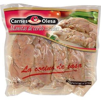 Olesa Manos de cerdo cocidas Envase 1 unidad