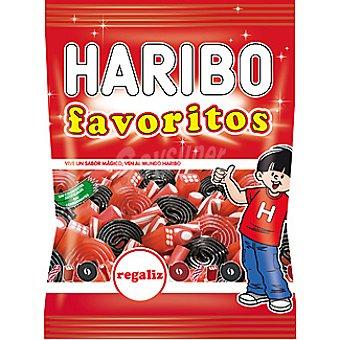 Haribo Favoritos de regaliz Bolsa 150 g