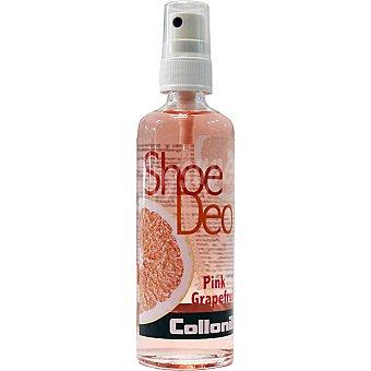 COLLONIL Desodorante para zapatos aroma pomelo rosa Spray 100 ml