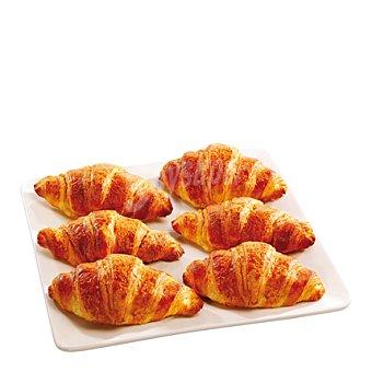 Croissant mantequilla 60 g (Pack de 4)