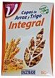 Cereal copos arroz trigo integral Caja de 500 g Hacendado