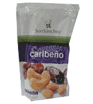 Son Sánchez Mezcla frutos secos caribeño 125 g