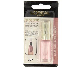 L'Oréal Laca de uñas nº 207 color riche le vernis 1 unidad