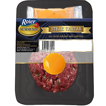 Roler Steak tartar Bandeja 175 g