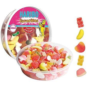 HARIBO Favoritos caramelos de goma recubiertos de azúcar tarro 500 g