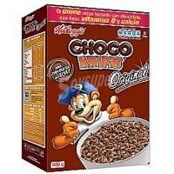Choco Krispies Kellogg's Cereales de arroz chocolateado Choco Krispies Paquete 500 g