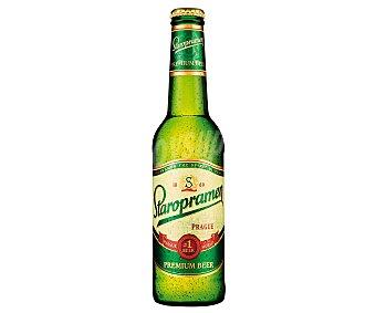 Staropramen Cerveza Botellín 33 cl