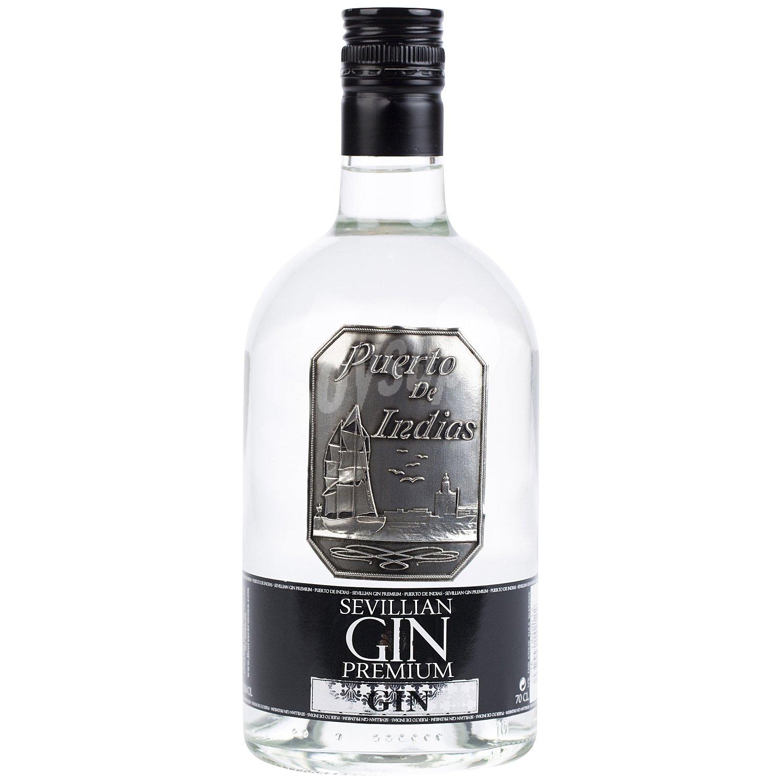 Puerto de indias ginebra seca premium botella 70 cl - Ginebra puerto de indias precio ...