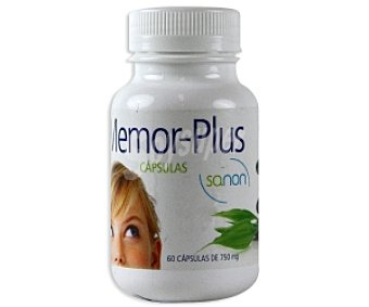 Sanon Complemento alimenticio Memor-Plus 60 Comprimidos