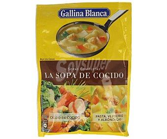 Gallina Blanca La sopa de cocido 81 g