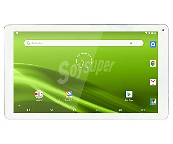 "Selecline Tablet 25,65 cm (10,1"") Quad-Core, 1GB Ram, 32GB, cámara frontal y trasera, Android 8.1"