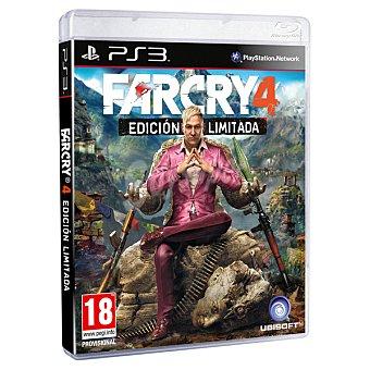 PS3 Videojuego Far Cry 4 Limited Edition  1 unidad