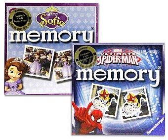 RAVENSBURGER Juego de Cartas de Memoria Memory, de 2 a 8 Jugadores 1 unidad