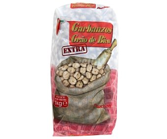 Auchan Garbanzos Mejicanos Extra 1 Kilo