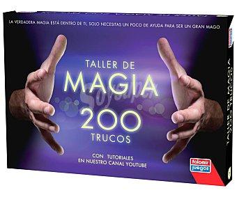 Falomir juegos Taller de magia con 200 trucos JUEGOS.