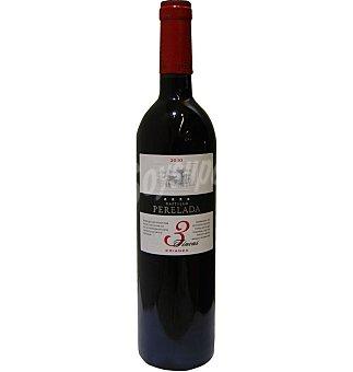 Perelada Vino castell de tinto crianza 75 CL