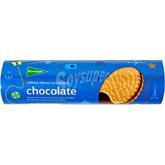 Aliada Galletas rellenas con crema de chocolate Paquete 500 g