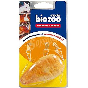 BIOZOO AXIS Corrector mineral para roedores Paquete 1 unidad