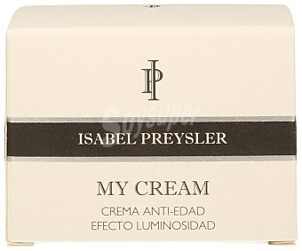 ISABEL PREYSLER Crema facial antiedad efecto luminosidad 60 ml