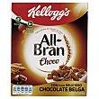 de Kellogg's Cereales de Chocolate Caja 375 g All Bran Kellogg's
