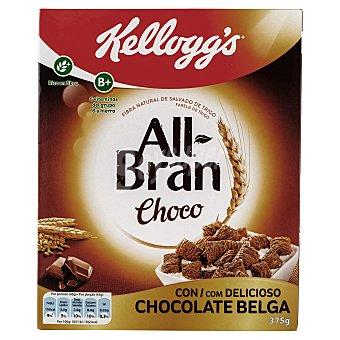 All Bran Kellogg's de Kellogg's Cereales de Chocolate Caja 375 g