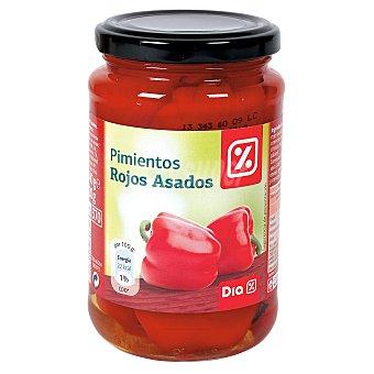 DIA Pimientos rojos asados frasco 220 gr Frasco 220 gr