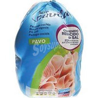 EROSKI S. Pechuga de pavo bajo en sal 100 g