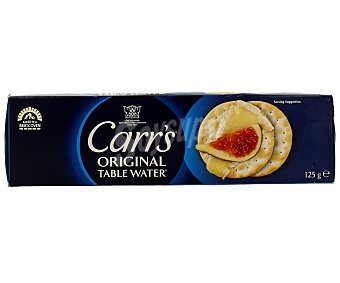 Carr's Galletas de agua Caja 125 g