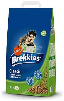 Brekkies Affinity Comida para perros con pollo y arroz Complet Bolsa 4 kg