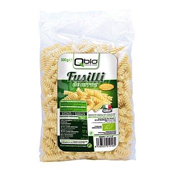 Qbio Fusilli de arroz - Sin Gluten 500 g