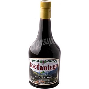 Tostanie vino dulce botella 70 cl