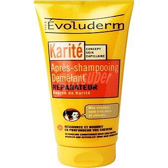 Evoluderm Acondicionador reparador manteca de Karité Tubo 200 ml