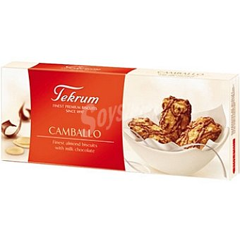 TEKRUM Camballo Galletas con chocolate Paquete 100 g