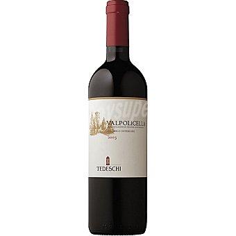 TEDESCHI vino tinto Valpolicella Clásico Superior Italia  botella 75 cl