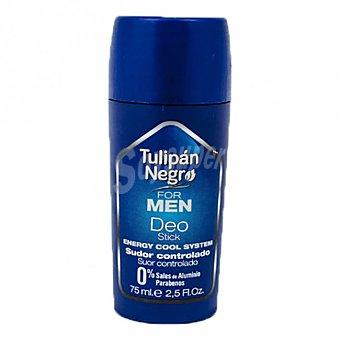 Tulipan Negro Desodorante For Men Intensity en stick Envase 75 ml