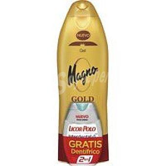 Magno Gel Gold +dentifrico 550ml
