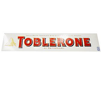 Toblerone Toblerone Chocolate Blanco 400 g