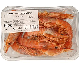 MARISCO COCIDO Gambón cocido Caja de 500 g