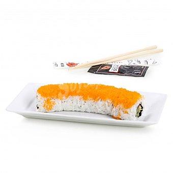 Fish Surimi masago roll -sushi 8 ud 8 Pzas