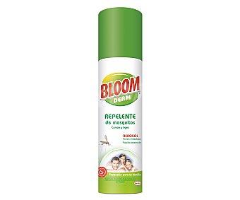 Bloom Repelente de mosquitos común y tigre para uso humano 100 mililitros
