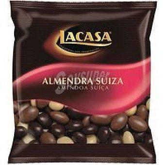 Lacasa Almendra Suiza 3 chocolates Bolsa 300 g