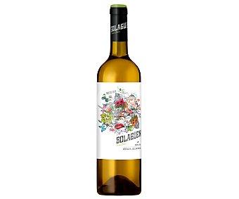 Solaguen Vino blanco semidulce con denominación de origen calificada Rioja Botella de 75 cl