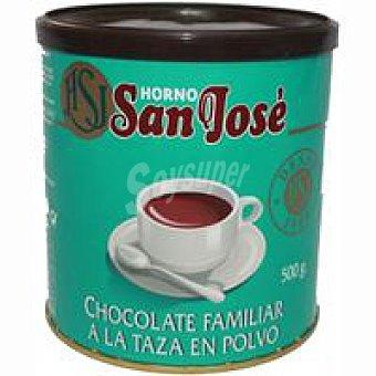 Horno San José Chocolate a la taza molido lata 500 g
