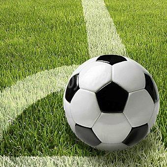 Papstar Servilletas decorado campo de fútbol 3 capas 33X33 paquete 20 unidades Paquete 20 unidades