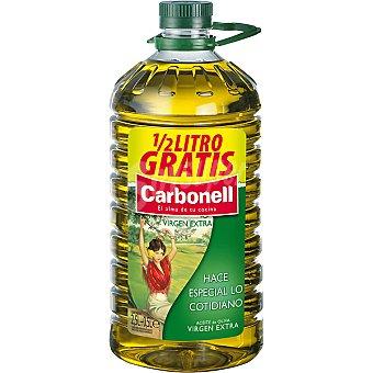 Carbonell Aceite de oliva virgen extra garrafa 2,5 l + 0,5 l gratis Garrafa 2,5 l