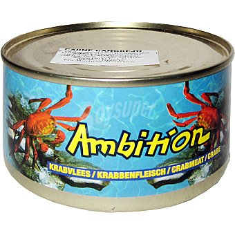 AMBITION Carne de cangrejo lata 170 g neto escurrido